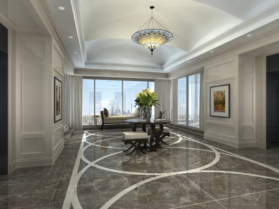 High-End Luxurious Condo Buildings And Their Features